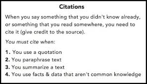 helping students learn to cite their sources citations jp brdr