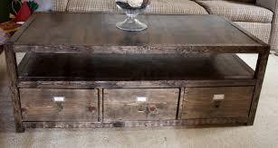 the rhyan coffee table