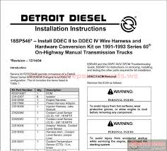 2005 detroit series 60 ecm wiring diagram solidfonts repair guides wiring diagrams autozone com