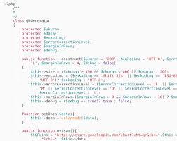 Utf 8 Chart Simple Qr Code Generator With Google Chart Codepad