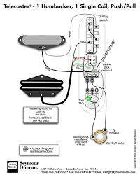 tele wiring diagram humbuckers way switch telecaster build tele wiring diagram 1 humbucker 1 single coil push pull