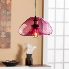 colored glass pendant lights. Zara Colored Glass Pendant Lamp Lights
