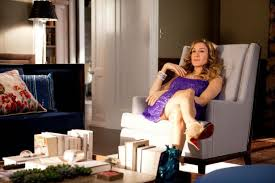 Carrie Bradshaw Apartment From Sex And The City Movie On Desk