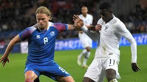 Resultado de imagen para francia 2 islandia 2 2018