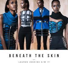 Northumbria University Fashion Design Northumbria University Fashion 2016 Lauren Jenkins Beneath