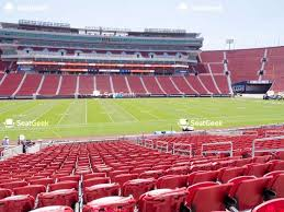 Los Angeles Coliseum Seating Chart Your Ticket To Sports Concerts More Seatgeek