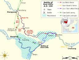 Batalla de los Acantilados Rojos