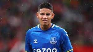 Football news - James Rodriguez in talks over Qatar transfer as Everton  spell looks set to come to an end - Eurosport