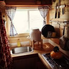 Tiny House Kitchen Rustic Tiny House Kitchen Tiny House Pins