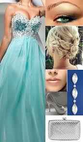 prom dresses and hair dos 24
