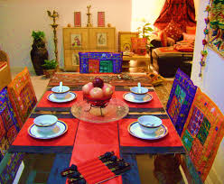 House Decoration Items India Design A Glamorous Indian Living Space Floor Cushions Home