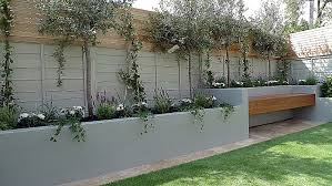 Painted Fences Image Result For Cinder Block Wall Wood Topper Pool And Yard 1448 by xevi.us