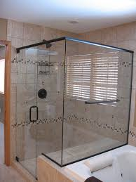 shower enclosures with bench.  Shower Custom Glass Shower Enclosure With Bench Intended Enclosures With S