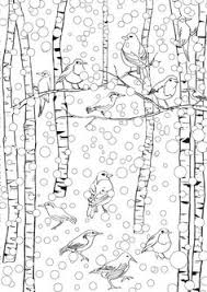 Small Picture Printable Winter Coloring Pages Winter colors Snowman and Winter