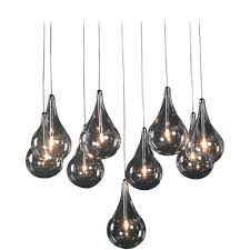 multi bulb pendant light