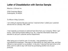 Complaints Letter Format 15 Sample Letters Of Disappointment Writing Letters