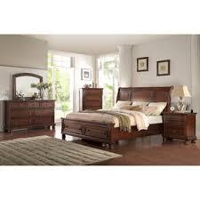 Yately Queen Panel 4 Piece Bedroom Set