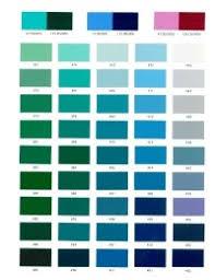 Kirker Auto Paint Color Chart Medschools Info