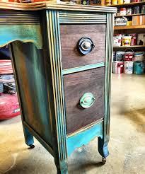 antique painted furnitureAntique Vanity RefinishingA 35 Garage Sale Find  Hometalk