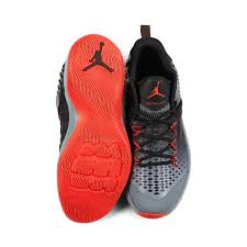 jordan extra fly. jordan - extra fly, cool grey/max orange 4 fly