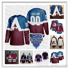 Score an officially licensed colorado avalanche jersey, avalanche ice hockey sweaters and more for all hockey fans. 2020 2020 Stadium Series Colorado Avalanche Jerseys Mikko Rantanen Nathan Mackinnon Gabriel Landeskog Cale Makar Grubauer Girard Kamenev Ian Cole From Gemma Yong 23 48 Dhgate Com