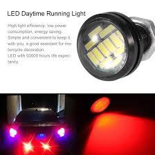 Amazon Com Waterproof 6w Fog Lamps Brake Lights Led Daytime
