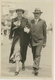 woodrow wilson an intimate memoir woodrow wilson presidential dr grayson and his wife alice gordon grayson in atlantic city