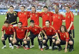 Liga Europa  - Euro 2012: Analisa Grup C, Spanyol