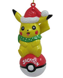 Pokemon - Personalized Ornament