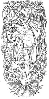 Small Picture 88 best Adult Fantasy and Pagan Colouring Coloring Pages images on