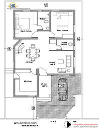 650 sq ft house plan in tamilnadu new kerala style single floor house plan 1155