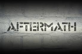 The aftermath of an important event, especially a harmful one, is the situation that. We Take A Look At The Surprising Origins Behind The Word Aftermath Collins Dictionary Language Blog