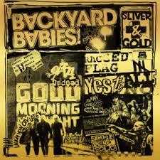 <b>Sliver</b> & Gold | <b>Backyard Babies</b>