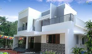 contemporary home design kerala 850