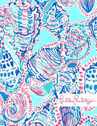 Lilly Pulitzer Pattern