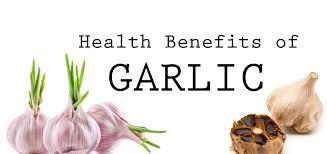 Image result for garlic benefits