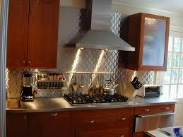 ... Quilt Pattern Stainless Steel Backsplash Classic Kitchen Stainless Steel  Mosaic Tile Backsplash: Astounding ...