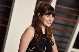 zooey deschanel s advice for finding your personal style es down to this 1 key detail exclusive