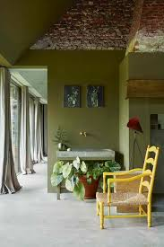 green paint colour ideas. earthy tones of celadon green paint by papers and paints makes the perfect backdrop for a colour ideas 3
