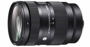 LEAKED: First images of the new Sigma 28-70mm f/2.8 DG DN ...