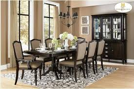 dining room sets. Find Homelegance Marston Dark Cherry Table And 6 Side Chairs At Marlo Furniture Dining Room Sets
