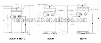 bristol compressor haabca buy bristol compressor bristol bristol compressor h23a423abca