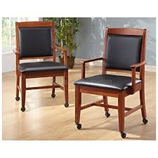 dining room chairs on casters 7 best furniture sets