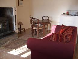 Living Room Borders Gite For 2 Normandy Brittany Borders Nr Avranches Bay Of Mont