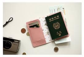 Fashion Flamingo <b>cactus</b> passport cover <b>Travel</b> Passport Credit ID ...