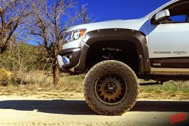 Chevrolet Colorado Canyon 6-8 Inch lift kit for 2015 up models