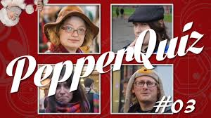 PepperQuiz - Doctor Who - CHRISTMAS SPECIAL - YouTube