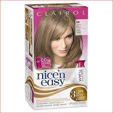 Nice N Easy Light Ash Brown Non Permanent Best Clairol Ash Blonde Hair Color Photos Of Hair Color