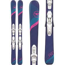Nordic Ski Sizing Chart Rossignol Rossignol Experience Pro Skis W Kid X 4 Bindings Girls 2020