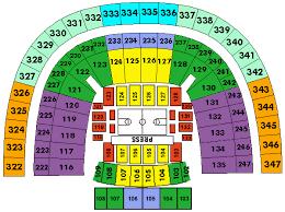 23 Comprehensive Ga Dome Seating Chart Rows
